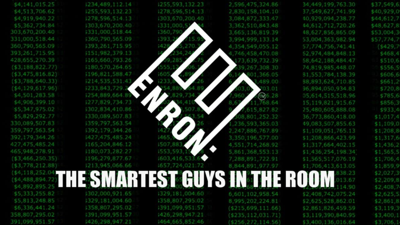 The Smartest Guys In The Room Watch Online