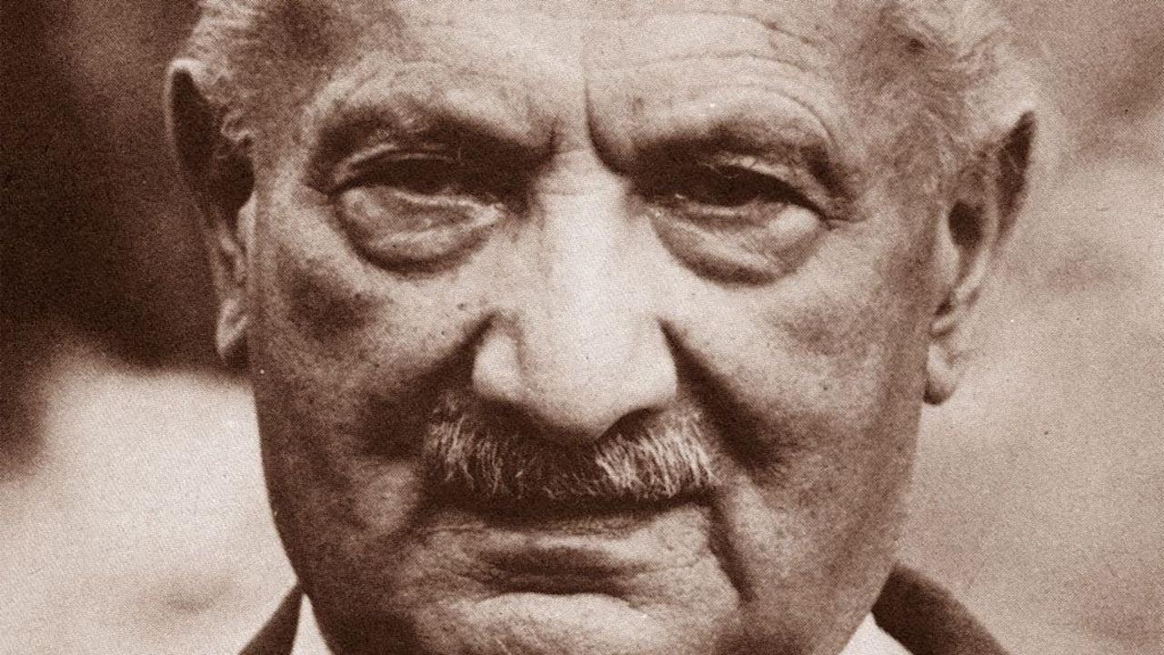 Heidegger: Thinking the Unthinkable