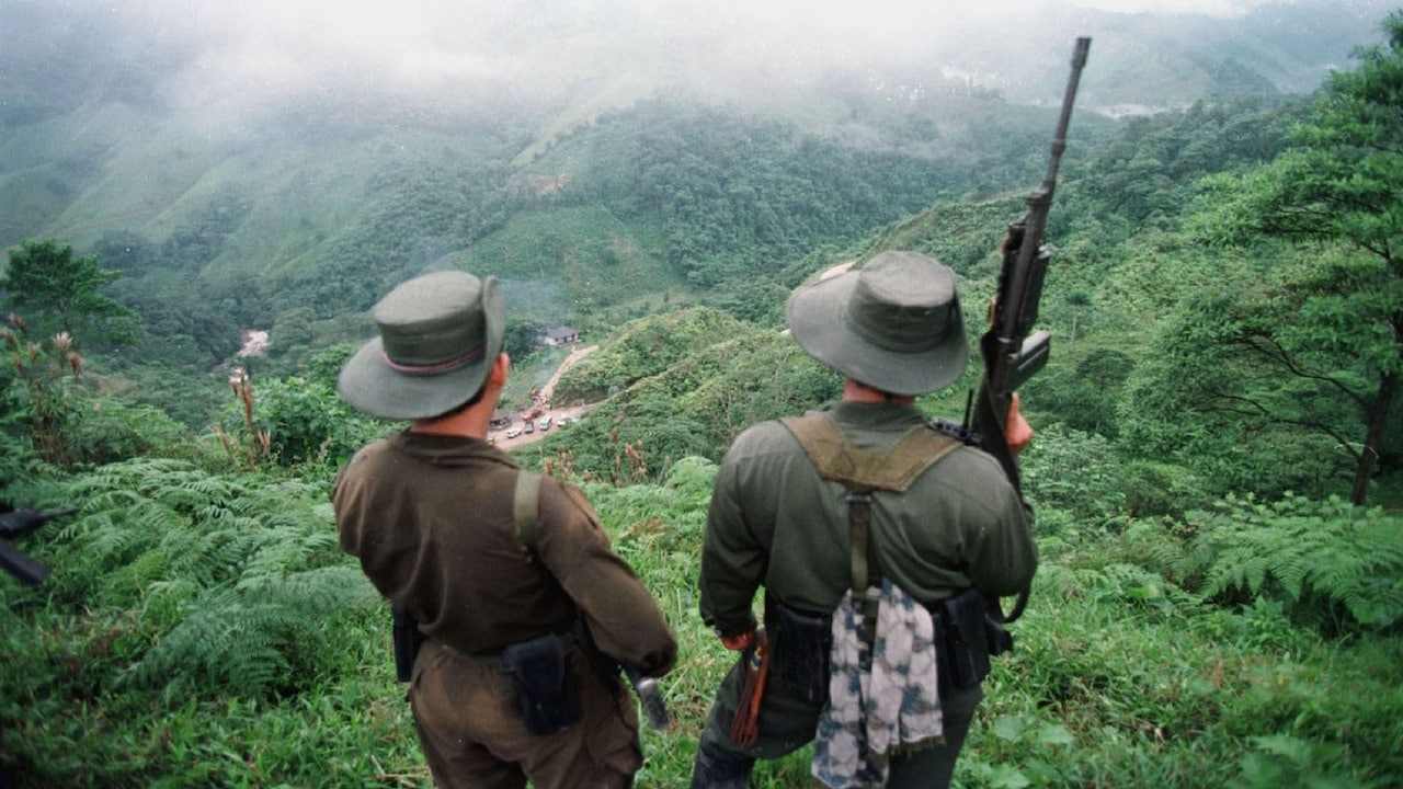 the american and colombian battle against drugs