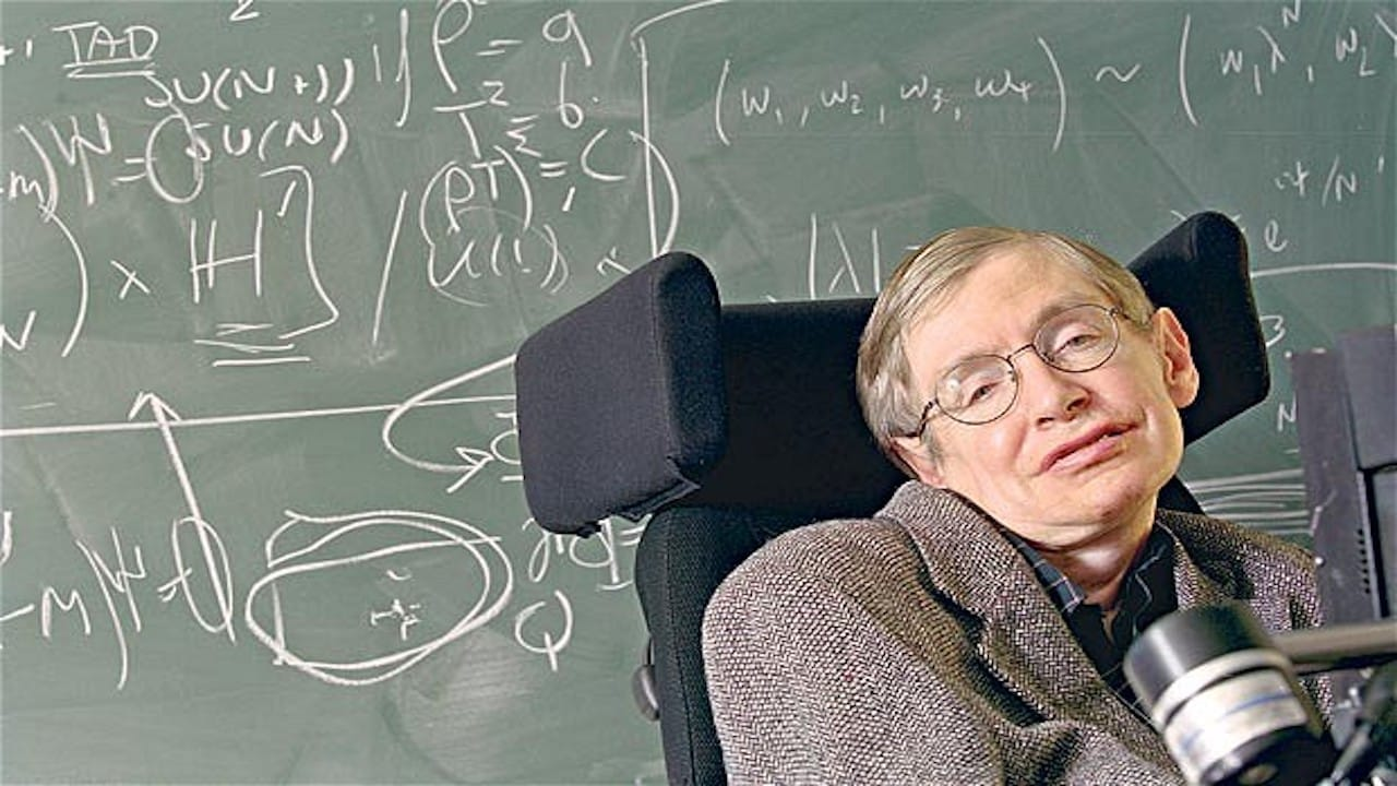 Stephen Hawking: Master of the Universe