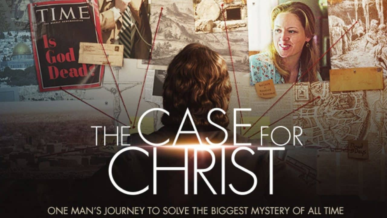 the case for christ  2007